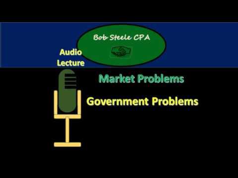 EA800.10 Market Problems - Government Problems
