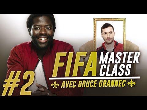 FIFA 17 - MASTERCLASS BRUCE GRANNEC - LA DÉFENSE