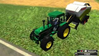 Partida farming simulator 2011 1/3