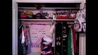 Closet tour Thumbnail