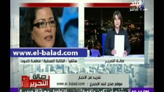 بالفيديو.. «ناعوت» عن حبسها: الكاتب ابن السجن الحقيقي