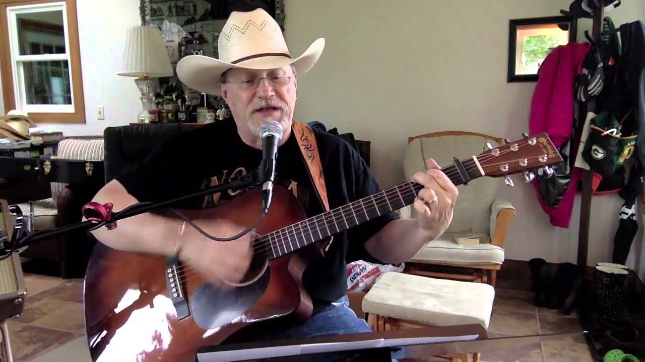 1532 The Little Man Alan Jackson Cover With Guitar Chords And