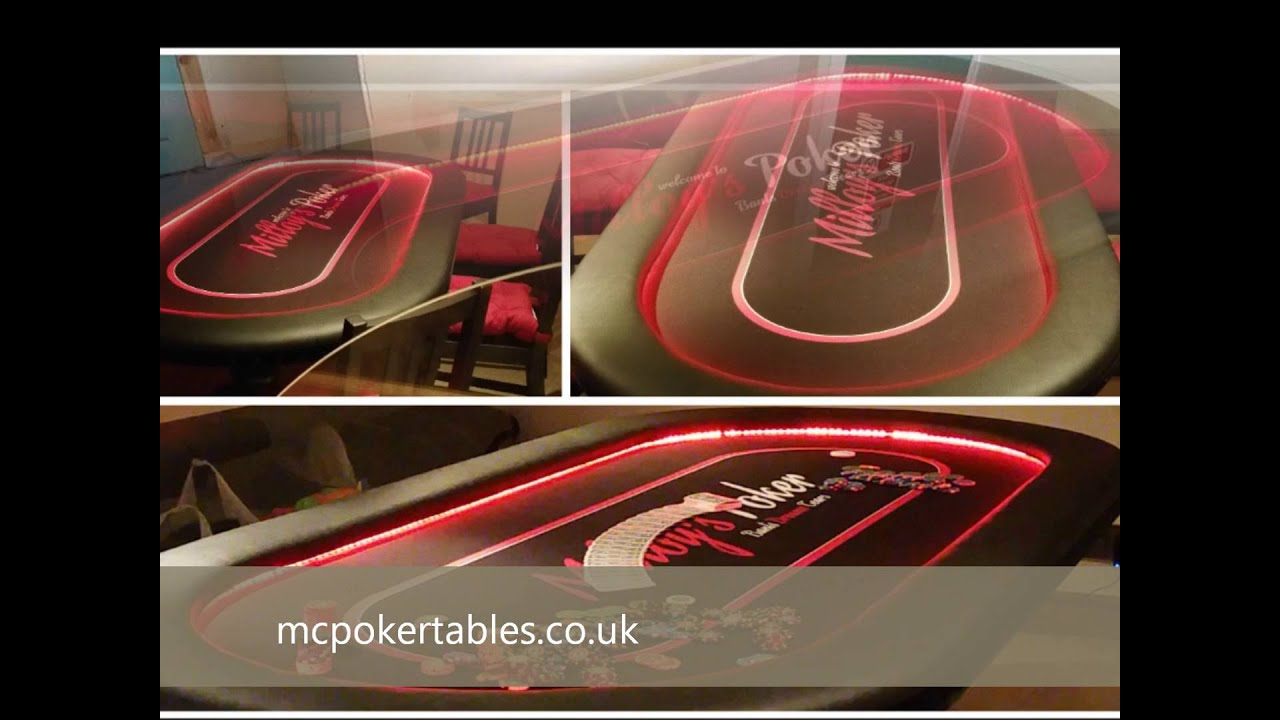 Superieur McPoker Tables Of 2015   Custom Poker Tables UK