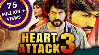 Heart Attack 3 (Lucky) 2018 New Released Full Hindi Dubbed Movie | Yash, Ramya, Sharan