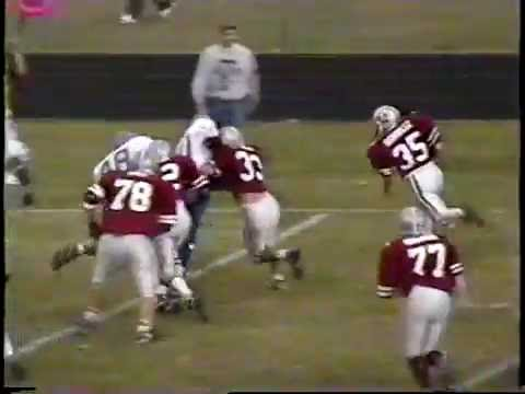 Antioch Sequoits  vs. #25 Lake Forest Scouts 1996
