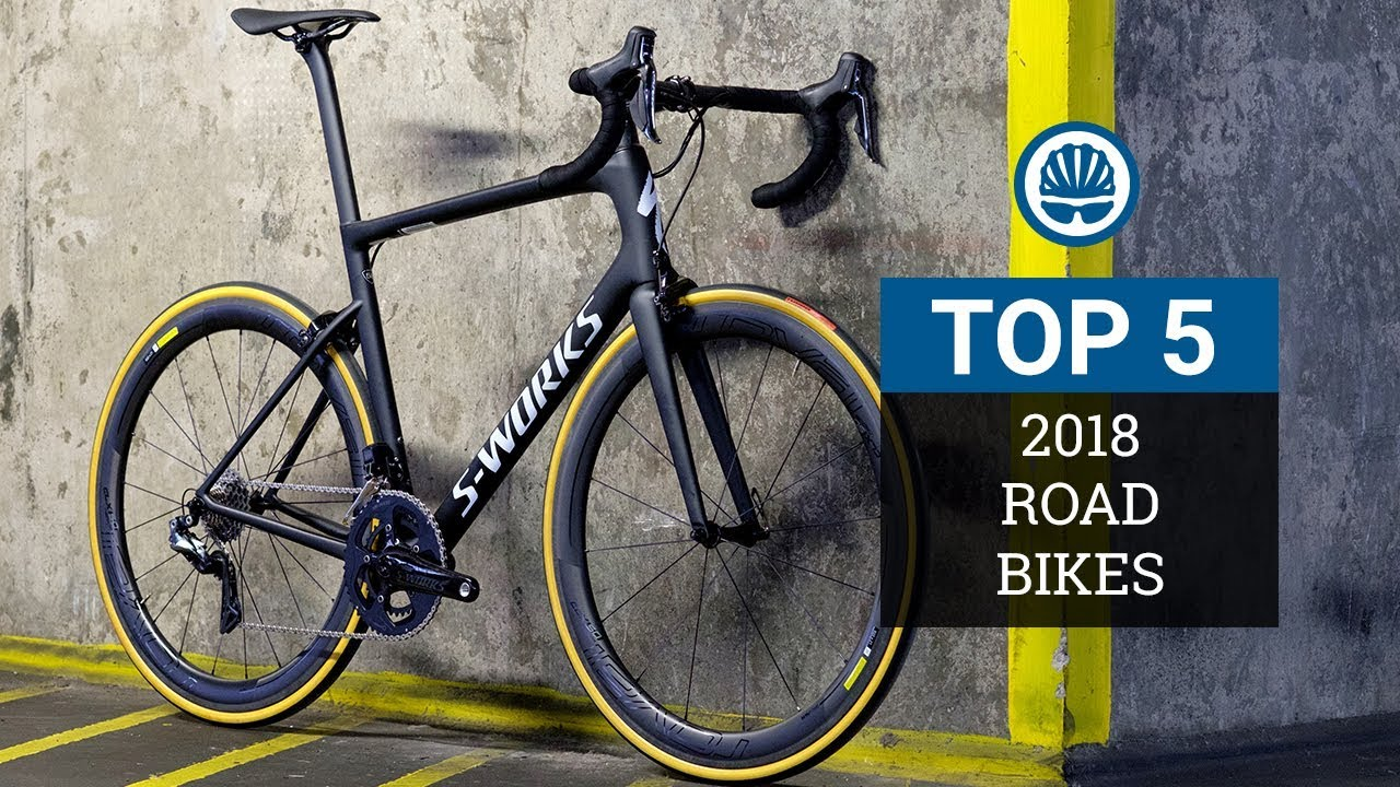 Top 5 - 2018 Road Bikes - YouTube