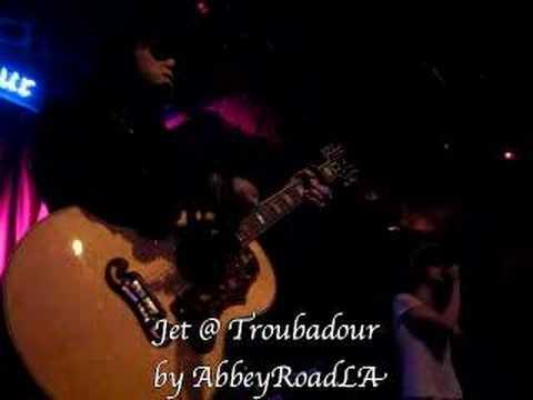 Jet @ Troubadour