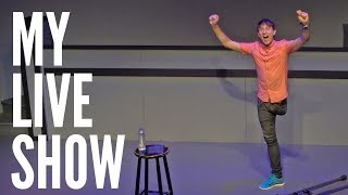 Preview of My Live Comedy Show