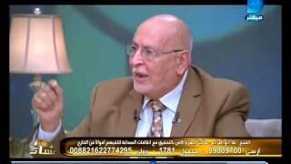 العاشرة مساء|شاهد اتهامات ناصر رضوان للشيخ علاء ماضى ابو العزائم وانفعال الشيخ علاء
