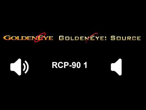 GoldenEye: Source 5.0 Weapons & Player Sound Comparison