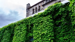 Haunted Prison ; Eastern State Penitentiary - Part One - Philadelphia Pennsylvania