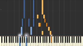Over the Rainbow (As played by Joey Alexander) - Jazz Piano Solo Tutorial