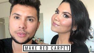 Make Red Carpet com Gui Baptista GB Cosmetics