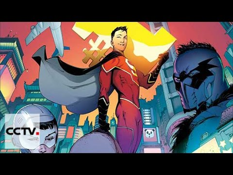 Chinese Superman: New characters add racial diversity to comics