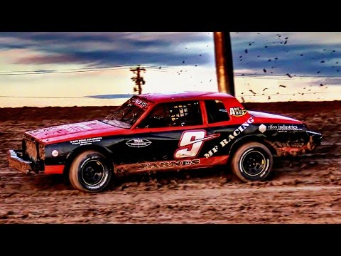 Black Flagged Pros Bomber Main Central Arizona Speedway Casa Grande, AZ Feb 25th 2017 Facebook- @BlackFlaggedPros Facebook- ... - dirt track racing video image