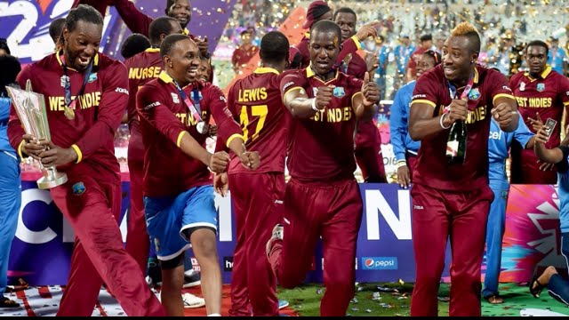 West Indies Vs England, T20 World Cup 2016 West Indies Beat England In The Final -1517