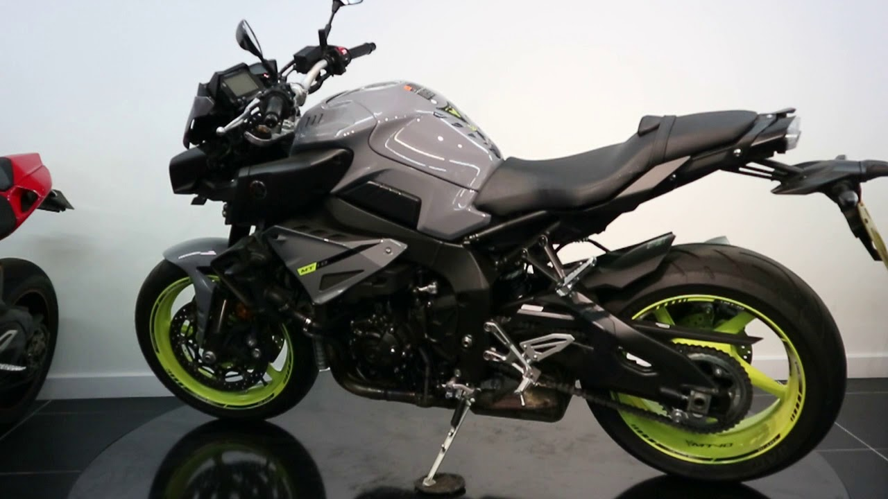 NOW SOLD - Yamaha MT 10 for sale - £9,495 - Stock No  5263