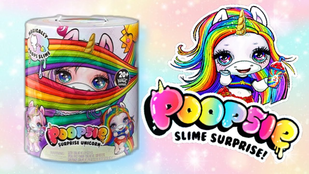 Poopsie Surprise Unicorn +Слайм! Пупси Слайм Единорог ...