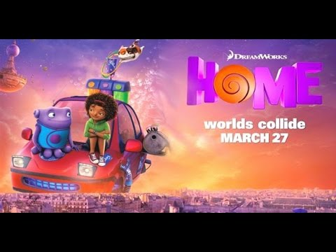 Home Soundtrack (Home Movie 2015) Song Lyrics