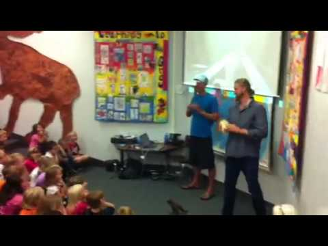 9/29/14 Summit Environmental School visit