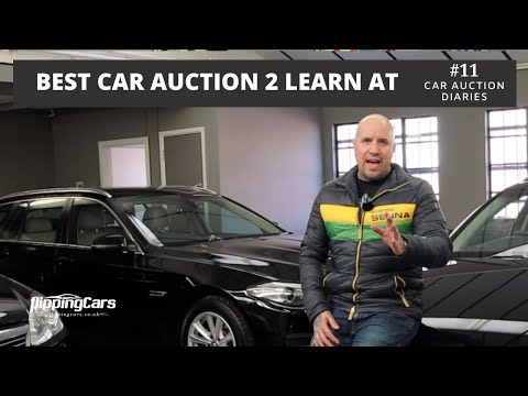 The BEST Car Auction Sale To Buy & Learn At REVEALED! (Car Auction Diaries #10)