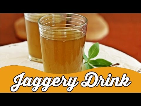 Jaggery Juice | Summer Special Drink