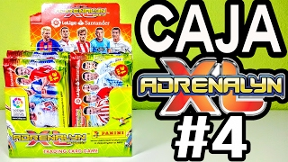 Video #4 CAJA ADRENALYN XL LIGA SANTANDER 2016-17 - Panini 2017 Cromos - download MP3, 3GP, MP4, WEBM, AVI, FLV September 2017