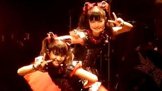 Repeat youtube video BABYMETAL + X JAPAN (マッシュアップ) - 4の歌 Song 4