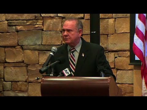 Moore: Sexual abuse