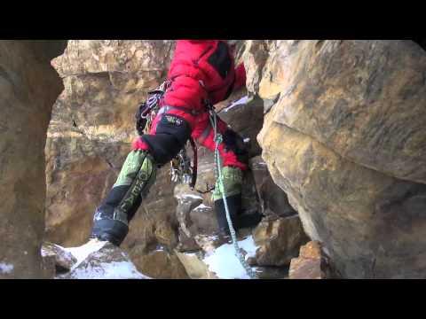 Laila Peak - Expedición invernal