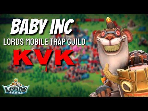 Baby Trap KVK Mayhem! - Lords Mobile