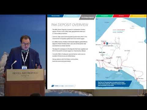 SMI (24/11/17) : Trevor Walker - Frontier Lithium INC. (TSX. V:FL)