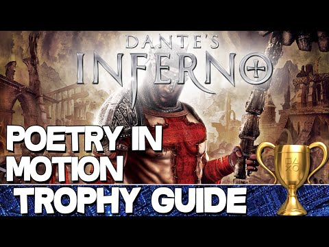 Dante's Inferno | Poetry in Motion Trophy Guide