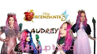 Descendants 3 Queen Of Mean Audrey Staff Halloween Costume