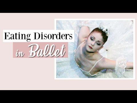 Eating Disorders in Ballet   Kathryn Morgan