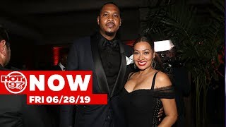 BET Update + Cam'Ron Tells His Truth About JuJu + LaLa Addresses Carmelo Anthony Cheating