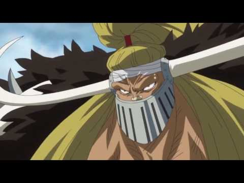Jack's Death!!!. Vice Captain Of The Beast Pirate VS Zou