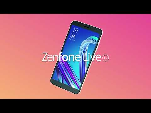 Asus Zenfone Live L1 Official Video, Trailer, First Look, Launched, Features, Specifications