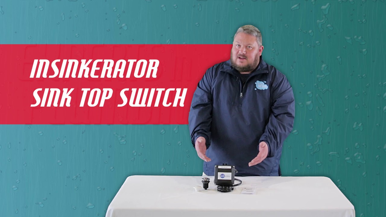 insinkerator sink top switch review installation instructions andy s pipe dream
