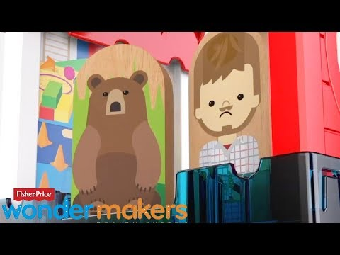 Wonder Makers™ - Where Is Bear Song! Kids Songs! | Fisher-Price | Songs For Kids And Learning!