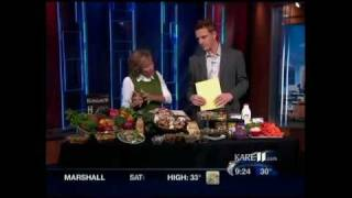 Foods to Boost Your Immunity (December 2011 on KARE 11)
