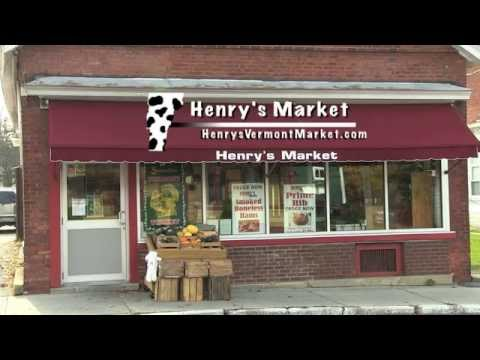 The Visitors Guide to Southern Vermont - Henrys Meat Market
