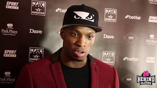 MICHAEL 'VENOM' PAGE ON FAN REACTION, BOXING VS MMA & WORKING WITH DAVID HAYE