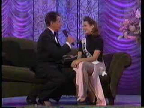 Miss USA 1997- Interview Competition 2 of 2