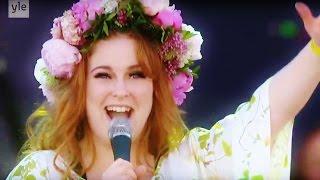 ELLINOORA LIVE RUISROCK 2016 KOKO KEIKKA HD 720p