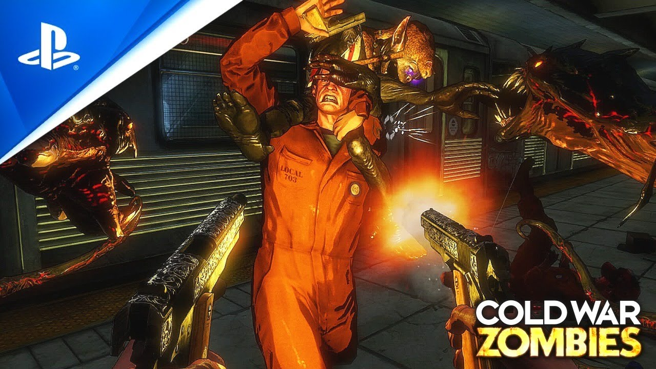 Ps5 Ps4 Black Ops Cold War Zombies Gameplay Round 30 Call Of Duty Black Ops Zombies Ps5 Xbox Youtube