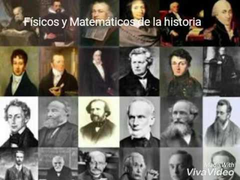 Resultado de imagen de Grandes Físicos de la Historia