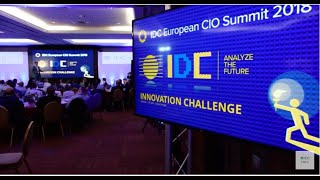 IDC CIO Summit 2018 Highlights