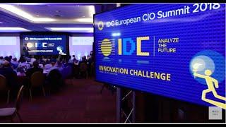 IDC CIO Summit 2018 Highlights