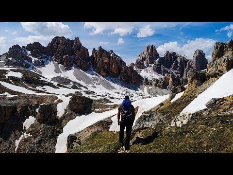 Alpinklettern in den